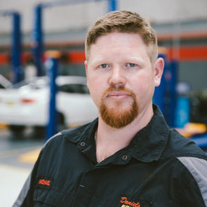 Michael called Mick from Daniels Automotive