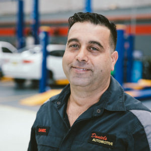 Daniel from Daniels Automotive